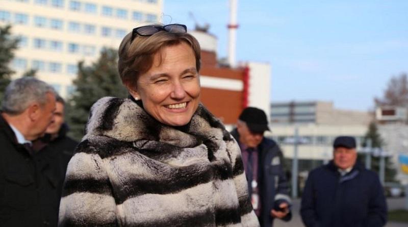 С модернизацией системы физзащиты ЮУАЭС ознакомилась Посол Германии в Украине Подробнее читайте на Юж-Ньюз: http://xn----ktbex9eie.com.ua/archives/68179