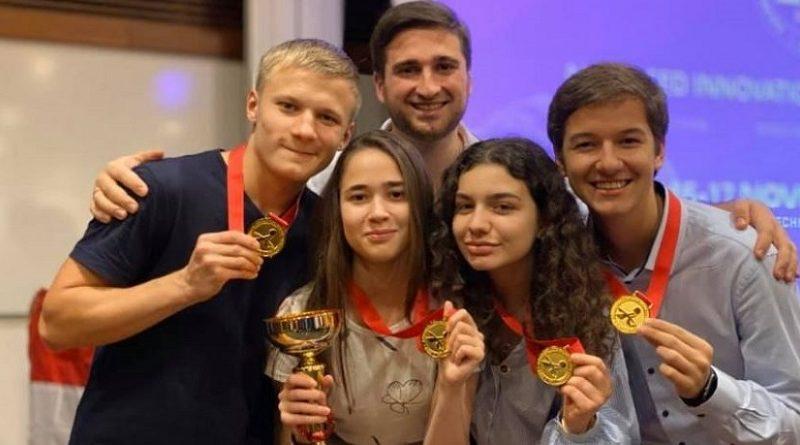 18-летняя жительница Мариуполя создала прибор по диагностике рака и выиграла международный конкурс Подробнее читайте на Юж-Ньюз: http://xn----ktbex9eie.com.ua/archives/67267