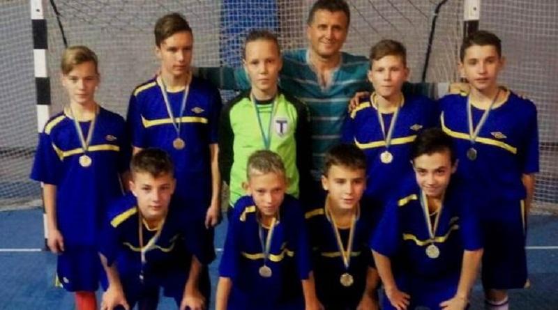 Команда спорткомплекса «Олимп» ОП ЮУАЭС стала победителем Всеукраинского турнира по футзалу Подробнее читайте на Юж-Ньюз: http://xn----ktbex9eie.com.ua/archives/67365