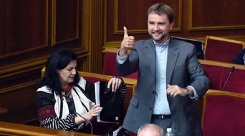 Вятрович станет нардепом из-за премьер-министра Гончарука, — Бужанский Подробнее читайте на Юж-Ньюз: http://xn----ktbex9eie.com.ua/archives/66844
