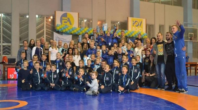 В спорткомплексе ОП ЮУАЭС прошел V Всеукраинский турнир по греко-римской борьбе на призы НАЭК «Энергоатом» Подробнее читайте на Юж-Ньюз: http://xn----ktbex9eie.com.ua/archives/67108