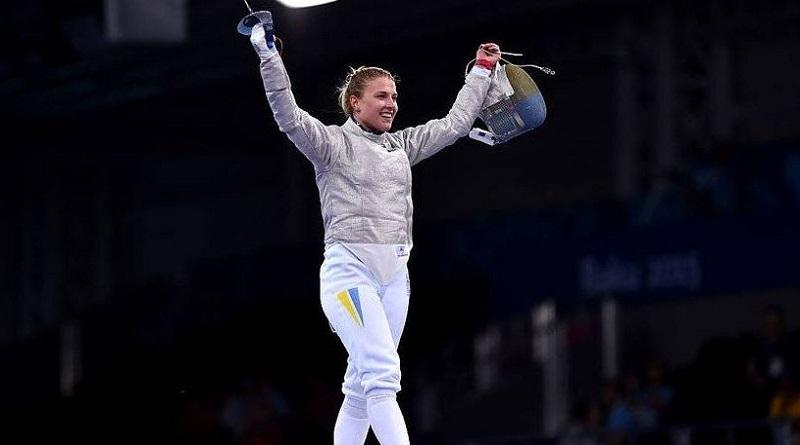 Николаевская саблистка Харлан взяла золото на этапе Кубка мира в США Подробнее читайте на Юж-Ньюз: http://xn----ktbex9eie.com.ua/archives/69812