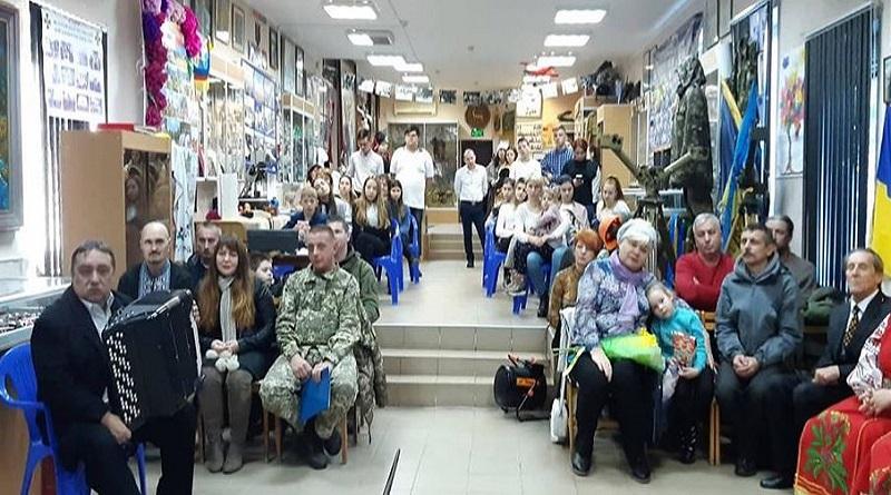 Южноукраїнськ — «Героїв стежина – від батька до сина» Подробнее читайте на Юж-Ньюз: http://xn----ktbex9eie.com.ua/archives/69024