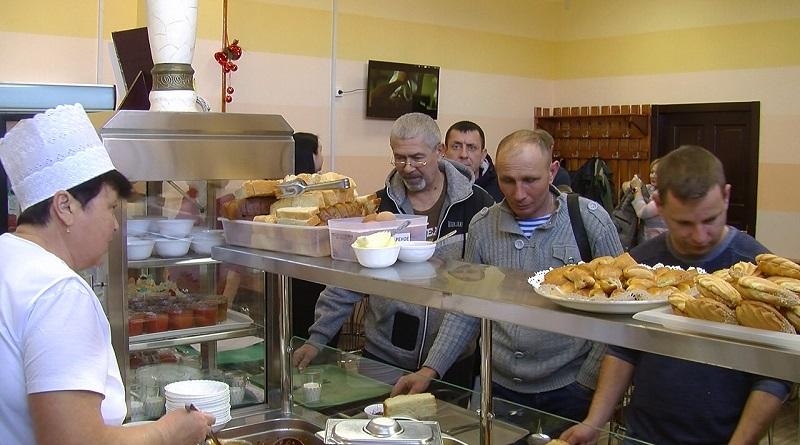 Работников автотранспортного хозяйства ЮУАЭС ждут вкусные обеды в отремонтированном буфете Подробнее читайте на Юж-Ньюз: http://xn----ktbex9eie.com.ua/archives/69206