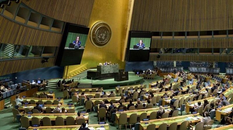 В Генассамблее ООН лишили голоса семь стран-должников Подробнее читайте на Юж-Ньюз: http://xn----ktbex9eie.com.ua/archives/71316