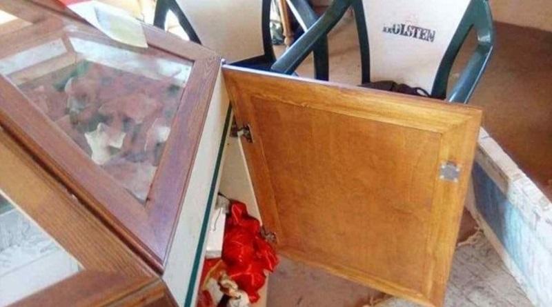 В Одессе обокрали музей старинного оружия Подробнее читайте на Юж-Ньюз: http://xn----ktbex9eie.com.ua/archives/71411