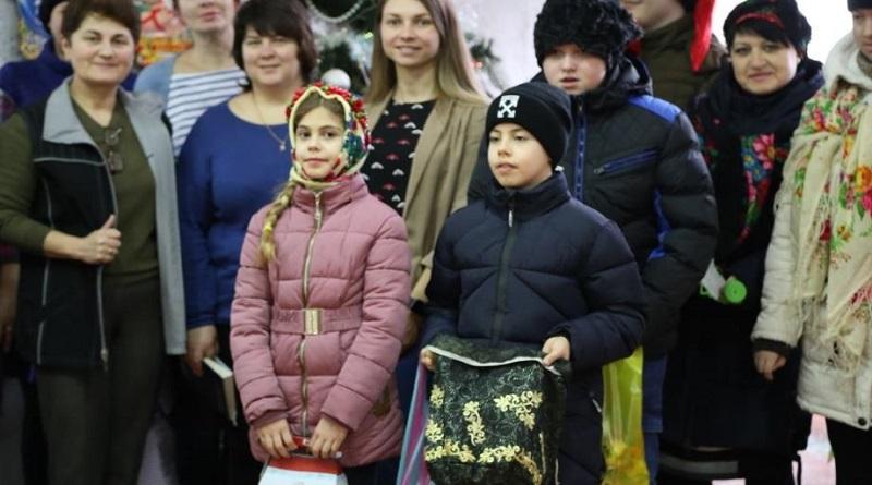 Информцентр ЮУАЭС посетили колядники Подробнее читайте на Юж-Ньюз: http://xn----ktbex9eie.com.ua/archives/71131