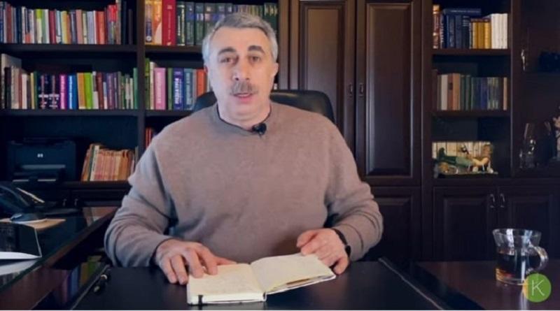 Доктор Комаровский рассказал, стоит ли украинцам бояться нового вируса из Китая Подробнее читайте на Юж-Ньюз: http://xn----ktbex9eie.com.ua/archives/72015
