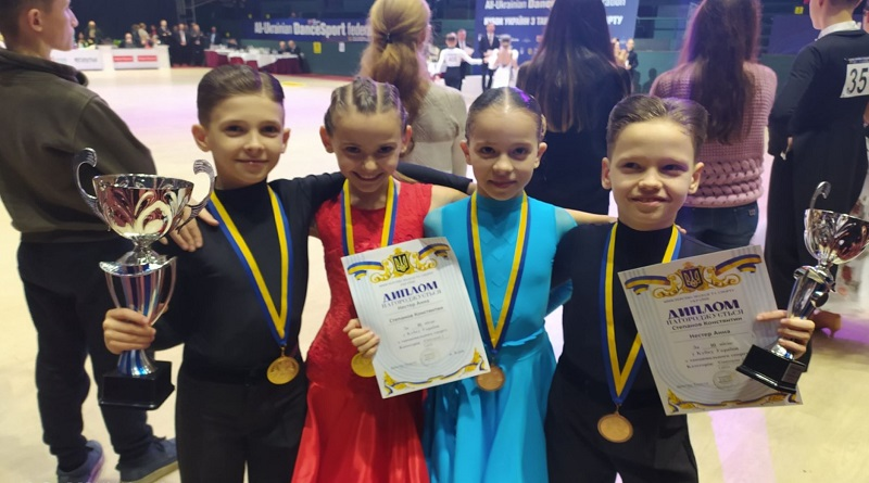 Южноукраинские танцоры завоевали путевки на Чемпионаты Европы и Мира Подробнее читайте на Юж-Ньюз: http://xn----ktbex9eie.com.ua/archives/72640