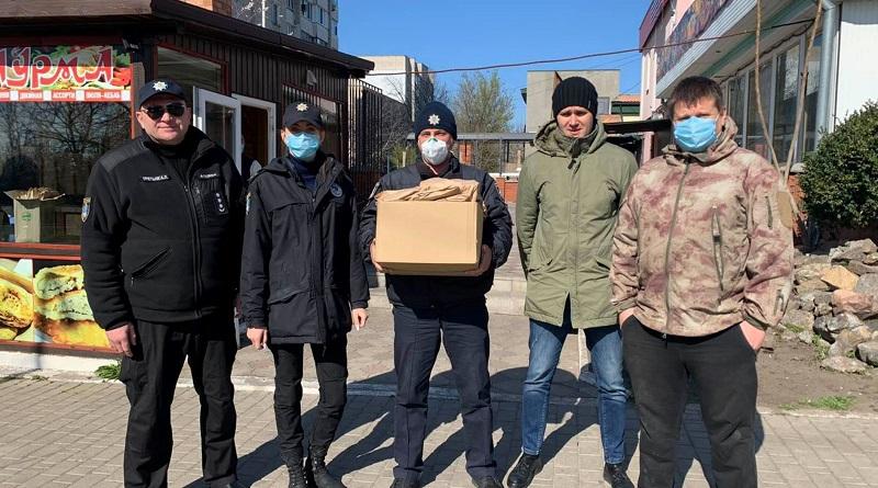 Южноукраинск — Поступок для подражания Подробнее читайте на Юж-Ньюз: http://xn----ktbex9eie.com.ua/archives/75567