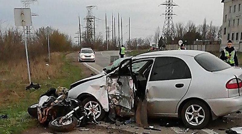 Вблизи Южноукраинска столкнулись «Daewoo» и мотоцикл – пассажир второго транспортного средства скончался на месте Подробнее читайте на Юж-Ньюз: http://xn----ktbex9eie.com.ua/archives/75285