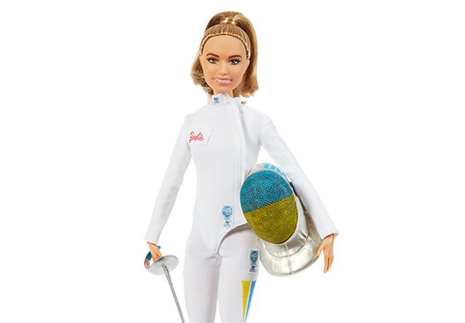 Украинская фехтовальщица, спортсменка из Николаева, Ольга Харлан, стала прототипом барби  Подробнее читайте на Юж-Ньюз: http://xn----ktbex9eie.com.ua/archives/74217