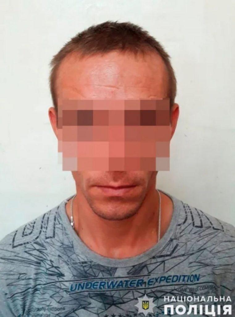 В Николаеве полицейские задержали подозреваемого в изнасиловании