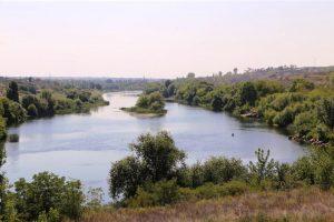 Гідроенергетики Южно-Українського енергокомплексу розпочали спрацювання Олександрівського водосховища