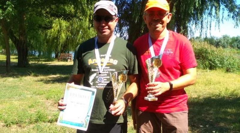 Змагання рибалок ЮУАЕС: найбільший трофей – короп на 11 кг