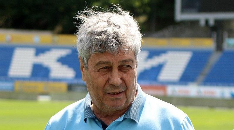 Мирча Луческу ушёл с поста главного тренера киевского Динамо