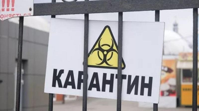 Еще один город Украины «восстал» из-за карантина