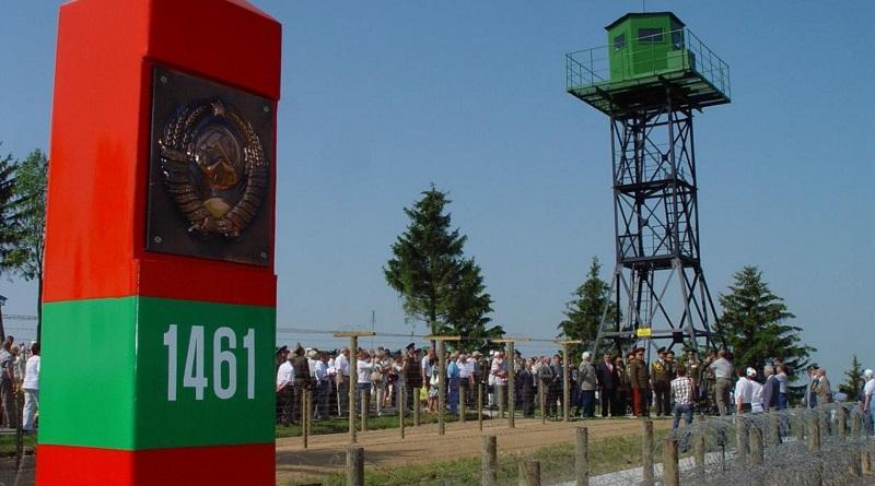 Украина с 1 сентября приостановит безвиз с Беларусью