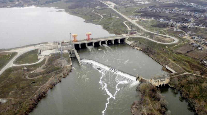 Экологический попуск с Александровского водохранилища уменьшили на 2,6 кубометра в секунду