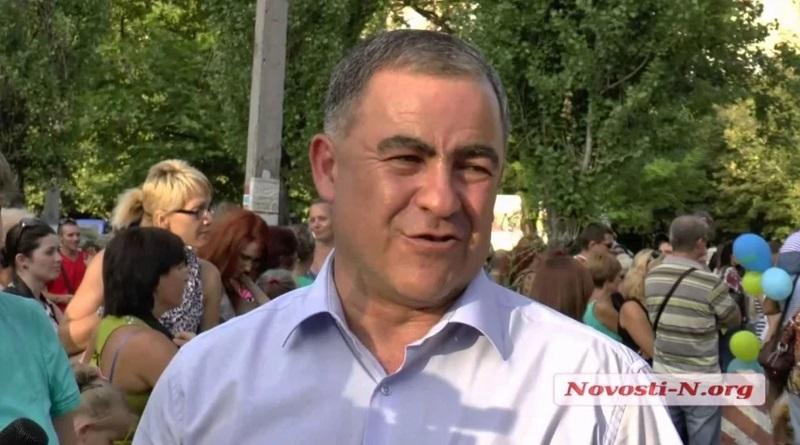 Руководителем партии «За Майбутнє» в Николаевской области стал Юрий Гранатуров