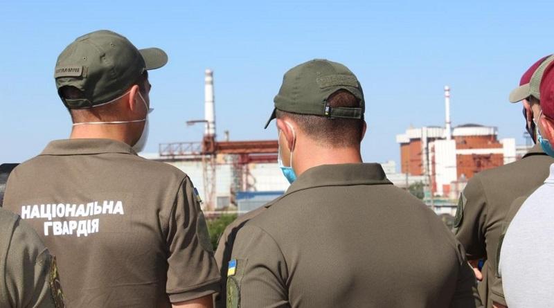 На базе Южно-Украинской АЭС прошли учебные курсы по физической защите ядерных установок и ядерных материалов