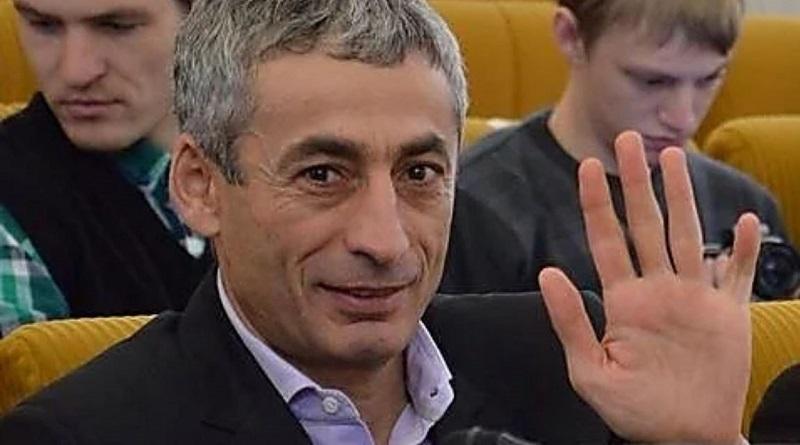 Экс-депутат Григорян, ушедший из «Батьківщини» из-за конфликта с одиозным Соколовым, возвращается в партию