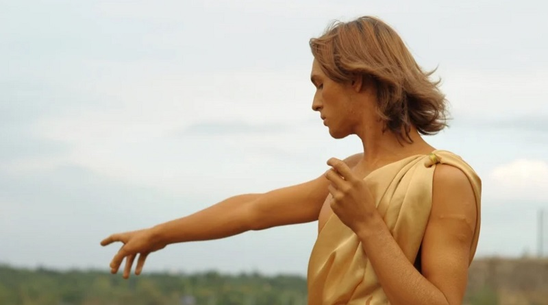 В Николаеве в Диком саду провели «Осенний театрон»