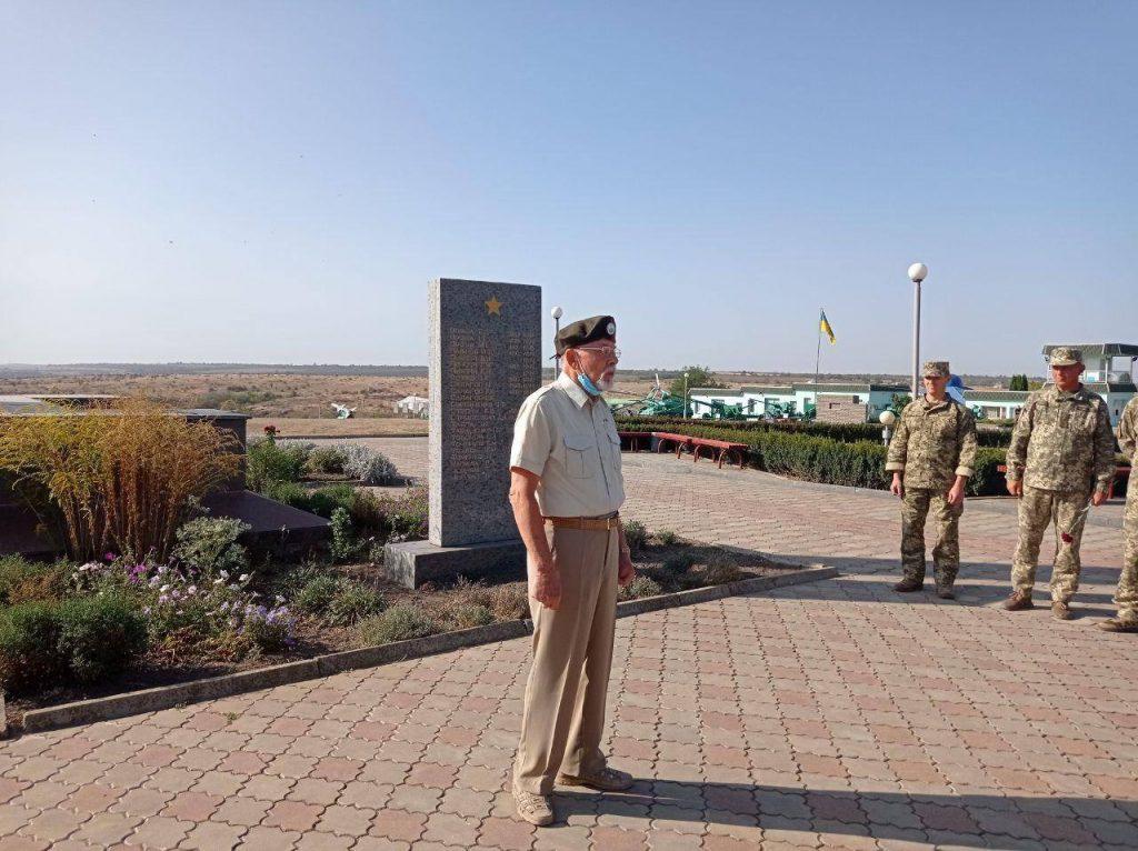Южноукраїнськ - «Слава Вам, герої партизани»!