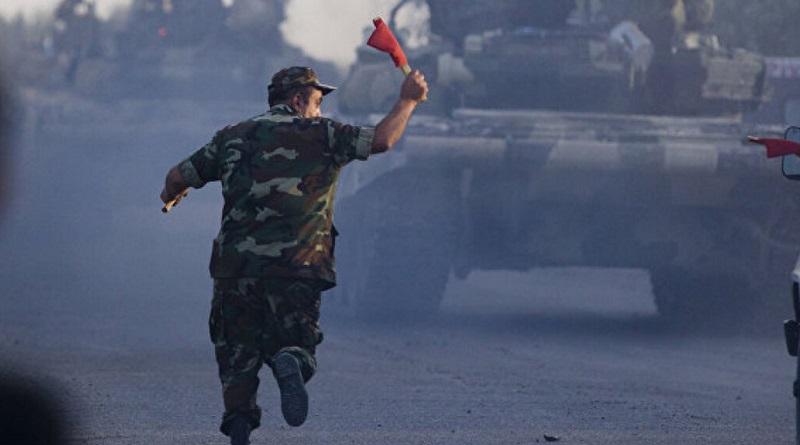 Азербайджан начал полномасштабное военное наступление на Армению