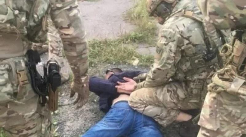 СБУ задержали шпиона из Одесской области, который пытался взорвать объект на водоканале в Ровно