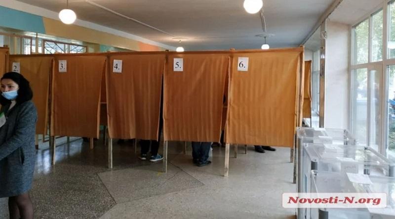 В Николаевской области все избирательные участки открылись вовремя - полиция