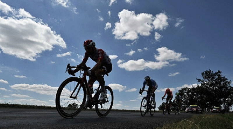 Николаевские спортсменки стали бронзовыми призерами чемпионата Европы по велоспорту