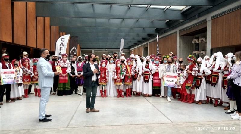Танцоры из города-спутника ЮУАЭС подарили незабываемые впечатления турецким поклонникам народной хореографии