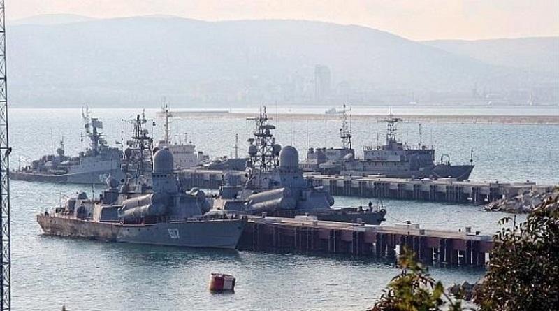 РФ планирует построить военно-морскую базу в Африке