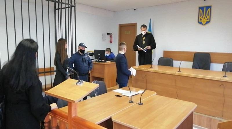 Штраф 17000 девушке, Одесса, апелляция. Олександр Надьожа