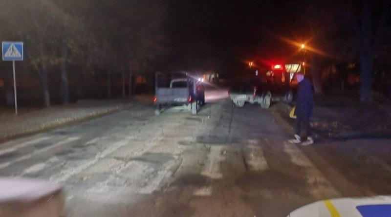В Вознесенске внедорожник сбил 8-летнего мальчика на пешеходном переходе