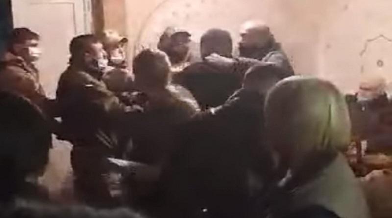 В Николаевской области на сессии АТОшники чуть не подрались с депутатами