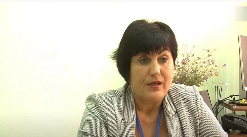 Люди Атома:Наталя Буйновська - начальник відділу охорони навколишнього середовища ВП ЮУАЕС