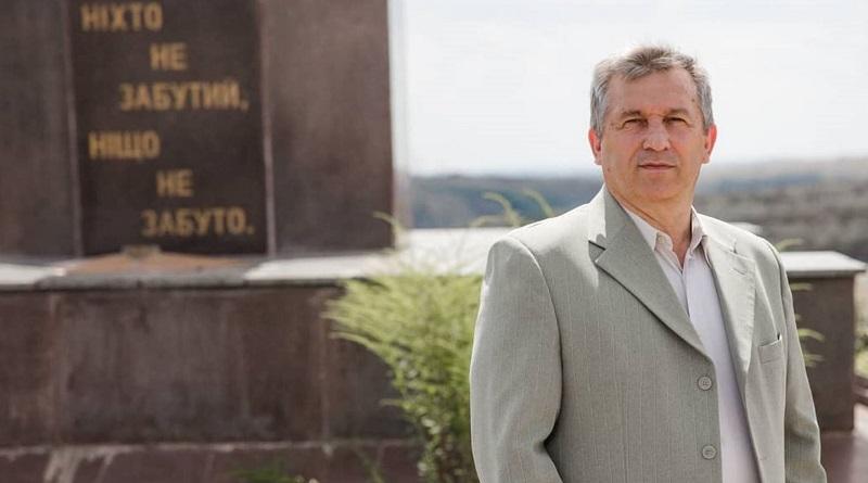 Южноукраинский городской голова Валерий Онуфриенко. То, что он обещал людям - пока в приоритете.
