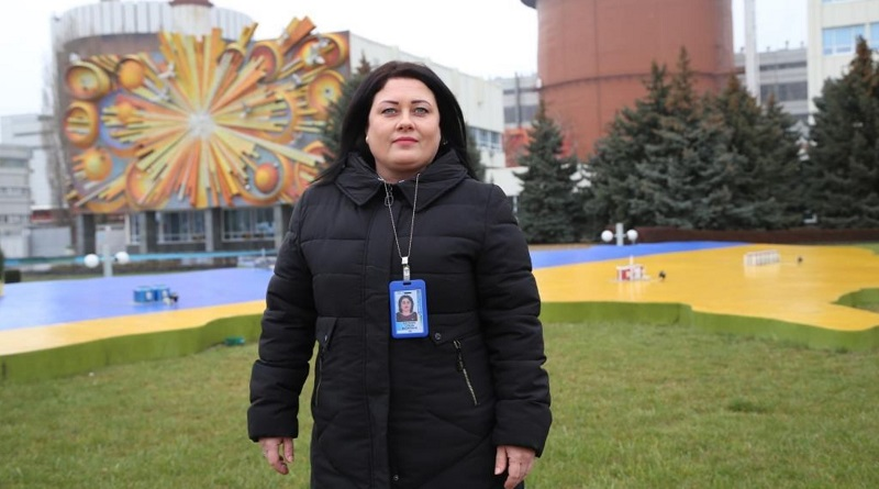 Люди АЭС. Елена Балакай, дезактиваторщик и бригадир цеха дезактивации ЮУАЭС