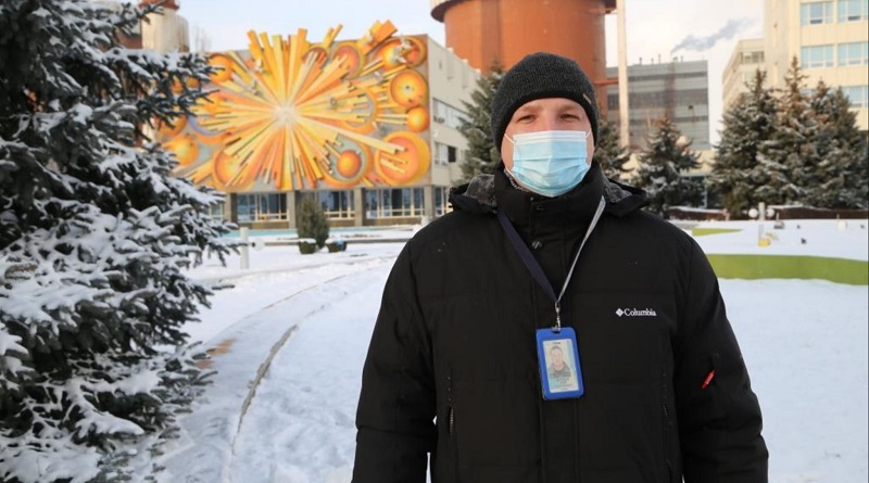 Люди АЭС. Илья Жупиков, переработчик радиоактивных отходов ЦПРО ЮУАЭС