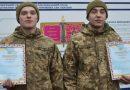 В Николаеве солдаты помогли ребенку, который на морозе упал и потерял сознание