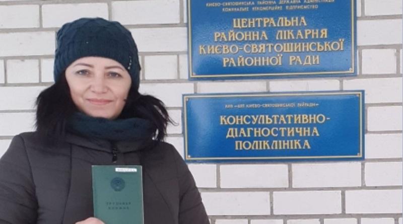 Украинская медсестра не может прожить на свою зарплату, - руководитель движения медиков