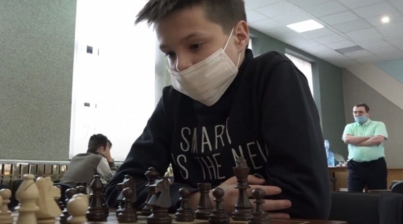 В Николаеве подошел к концу 78-й шахматный чемпионат области