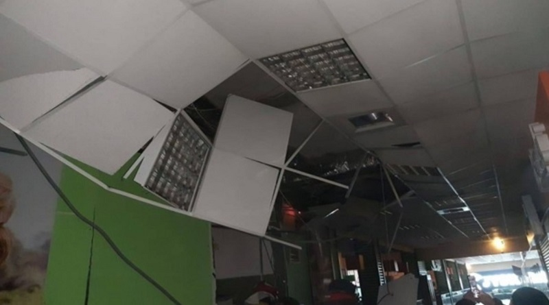В Черновцах прогремел взрыв в торговом центре