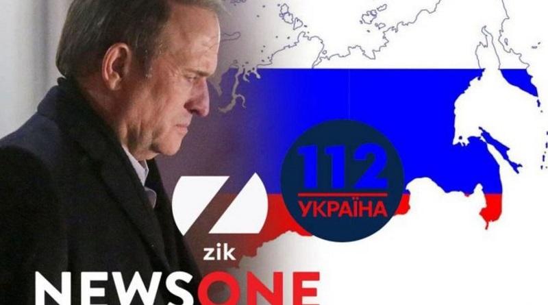 Санкции к каналам Медведчука в СНБО приняли письменно, Зеленский не объяснял