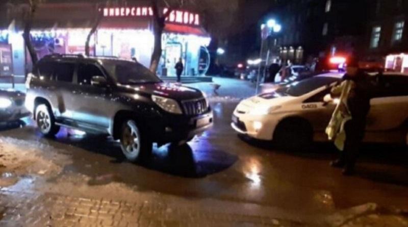 Молодую девушку сбили дважды в Одессе, видео ДТП: что известно о ее состоянии
