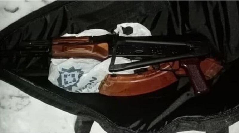 В Запорожье 18-летний парень, снимая видео с оружием, застрелил друга и пытался сбежать