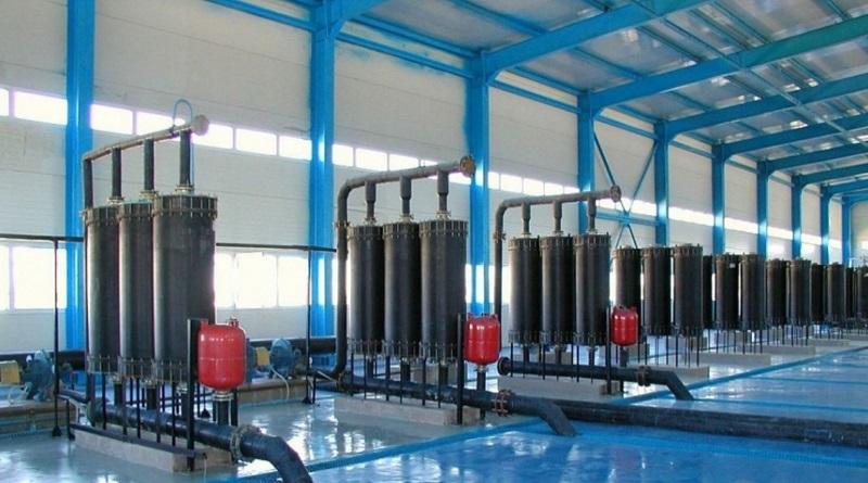 РФ потратит миллиарды на опреснители морской воды для Крыма