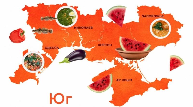 Составили «гастрономическую карту» Украины: какое блюдо представило Николаевскую область?